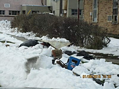 Solid Waste Problems - Winter Months