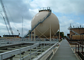 Gas Storage Sphere(1)