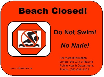 BeachSignCLOSED