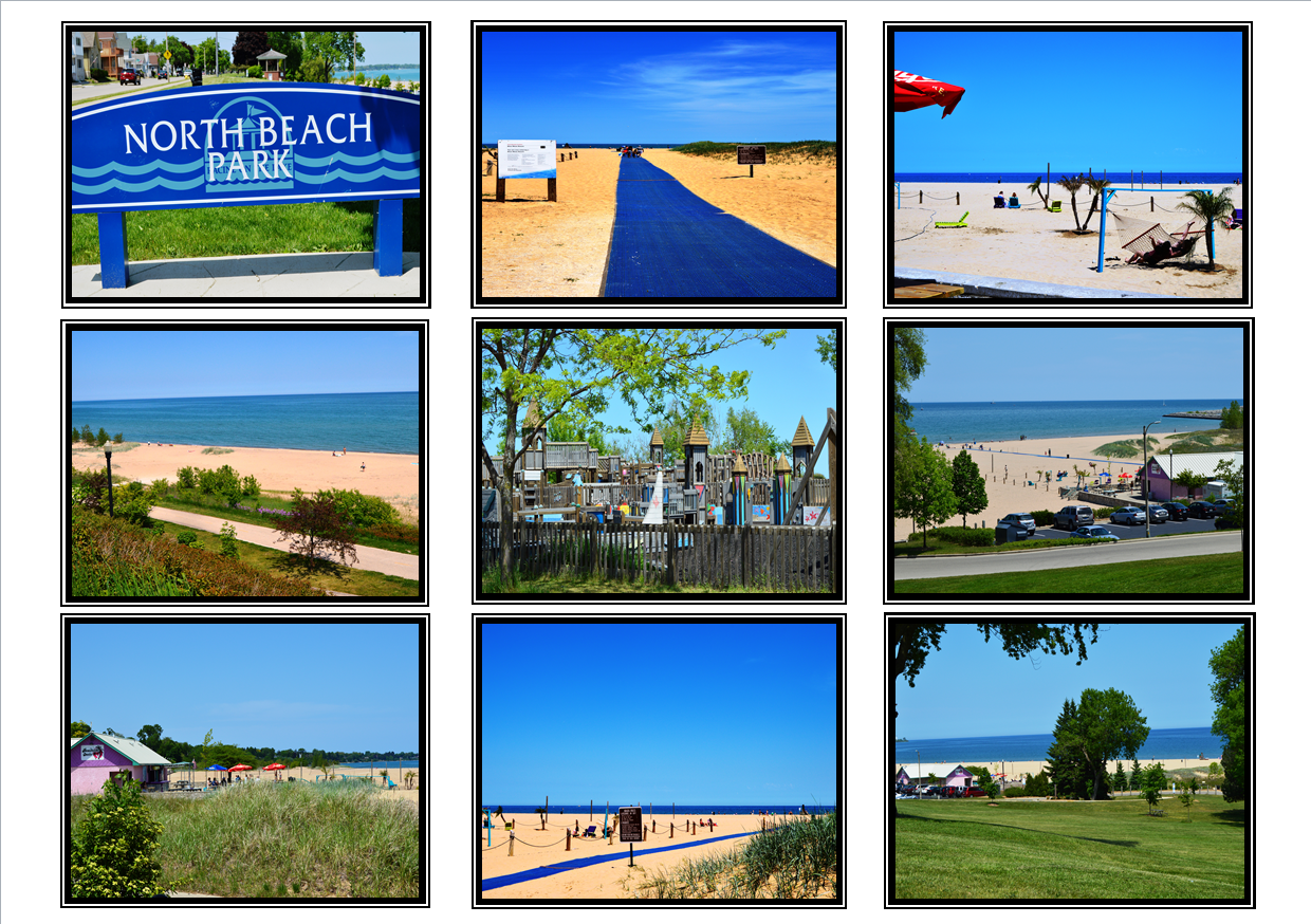 Zoo Beach Is Located Directly North Of Adjacent To The Racine Informally Called Accessible By Lake Michigan