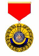 Honorable Service - Medal