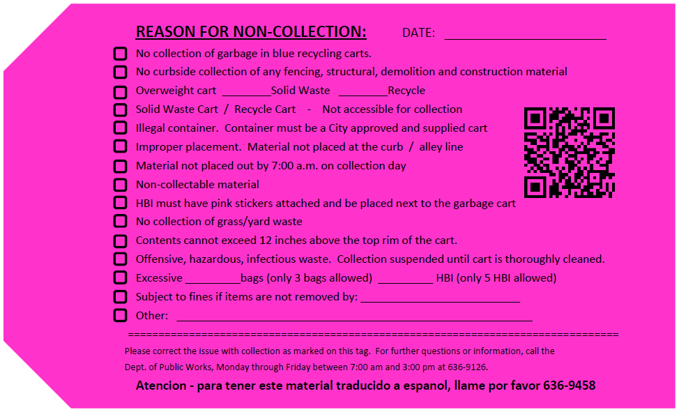 NonCollection Tag
